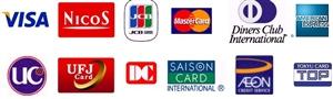 笑顔のたまご クレジットカード